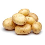 Pommes de terre bio et non bio