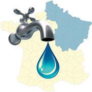 Prix de l'eau dans le Nord-Est (régions Bourgogne-Franche-Comté, Grand-Est et Hauts-de-France)