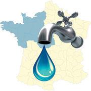 Prix de l'eau dans le Nord-Ouest (régions Bretagne, Centre-Val de Loire, Normandie et Pays-de-la-Loire)
