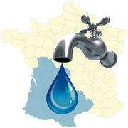 Prix de l'eau dans le Sud-Ouest (régions Nouvelle-Aquitaine et Occitanie)