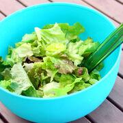 Salades en sachet
