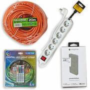 Sécurité des accessoires électriquesNos tests sur une quarantaine de produits