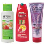 Shampooings pour cheveux colorés