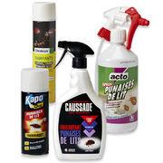 Sprays et aérosols antipunaises de lit