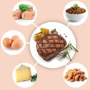Alimentation (infographie) - Par quoi remplacer la viande ?