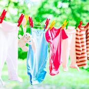 Bien laver le linge de bébéQuelle lessive et quelle température ?