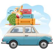 Départs en vacancesBien charger sa voiture