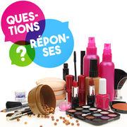 Ingrédients indésirables dans les cosmétiquesVos questions, nos réponses