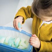 LessiveProtégez les enfants des lessives en capsules