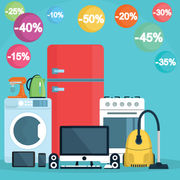 Pouvoir d'achatÉquipement de la maison : high-tech et électroménager