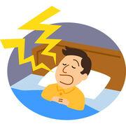 RonflementsEt si c'étaient des apnées du sommeil?