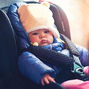 Siège autoOubliez la doudoune pour les enfants