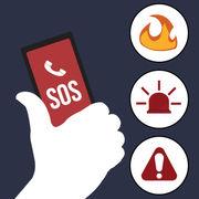 TéléphonieEnvoyer un SOS