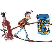 Alcool et médicamentsCocktail à risque