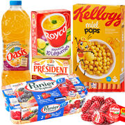 Aliments ultratransformésLes étiquettes de 19 produits décryptées