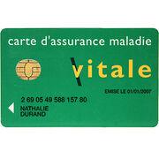 Assurance maladieQu'y a-t-il sur la carte Vitale ?