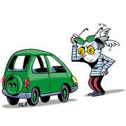 AutomobileLa voiture verte fait un flop
