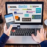 Banques en ligneLes fiches détaillées des principales banques en ligne et néo-banques