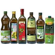 Huiles d'olive« Pas de différence gustative entre des huiles conventionnelles ou bio de qualité »