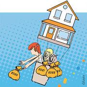 Impôts 2020La suppression de la taxe d'habitation pour tous' pas avant 2023