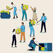 La tontine financièreDu temps contre du rendement