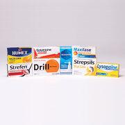 Médicaments contre les maux de l'hiverMal de gorge : des spécialités souvent inutiles