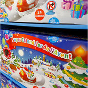 Noël et fêtes de fin d'annéeLes calendriers de l'avent se multiplient