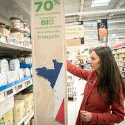 Origine des produits bioUn bio national mais pas toujours local
