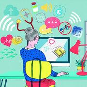 SantéTirer le meilleur d'Internet pour se soigner