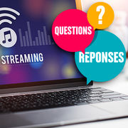 Service de streaming musical Questions-réponses