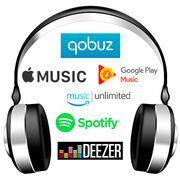 StreamingLes offres de Deezer, Spotify, Qobuz, Apple, Amazon et Google