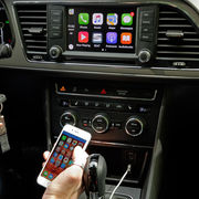 Systèmes embarqués Test d'Apple CarPlay, Android Auto et MirrorLink