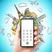 Téléphoner à l'étranger - Ce qui est compris dans le forfait ou pas
