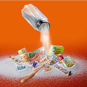 AlimentationEncore trop de sel caché dans nos aliments !