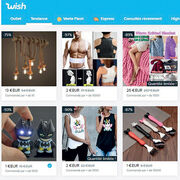 E-commerce Zoom sur Wish.com
