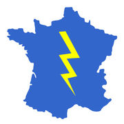 ÉlectricitéLa carte de France des coupures électriques