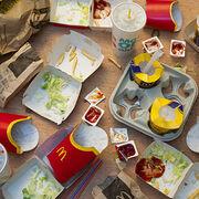 Fast-foodsUne marée de déchets