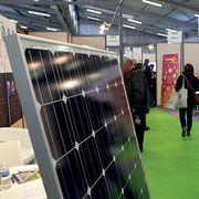 Fenêtres etpanneaux photovoltaïquesPrudence dans les foires et salons