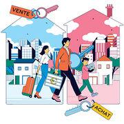 ImmobilierAchat-revente : passer d'un bien à l'autre avec adresse