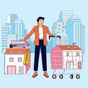 ImmobilierAcheter avant de vendre : la pression peut monter