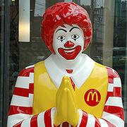 McDonald'sLes doubles discoursdu roi du burger