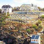 Protection du littoral - Bétonnage en vue à Saint-Malo
