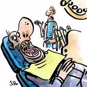 Refus de soins1 dentiste sur 10 est hors la loi
