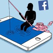 Réseaux sociauxLes arnaques à la mode sur Facebook