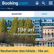 Réservation sur InternetLes hôteliers pris en otage