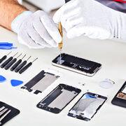 Smartphones et tablettesTrop difficiles à réparer!