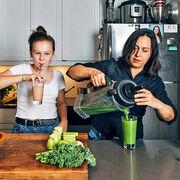 Végétarien, crudivore, sans gluten...Peut-on encore manger ensemble ?