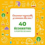 Combien d'écogestes faites-vous au quotidien ?