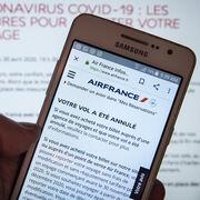 Signalez nous les retards de remboursement des avoirs d'Air France