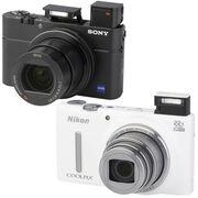 Appareils photo numériques compactsLa simplicité d'usage à prix réduit